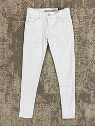 Tractr White Skinny Jean