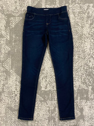 Tractr Indigo Pull On Jegging
