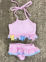 Funtasia Too Butterflies 2 Pc Swimsuit