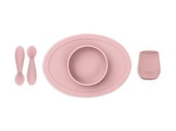 EZPZ First Foods Set- Blush