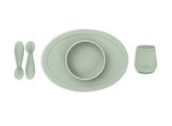 EZPZ First Foods Set- Sage