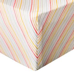 Copper Pearl Crib Sheet- Rainee