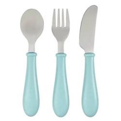 Beaba Rain Stainless Steel Cutlery