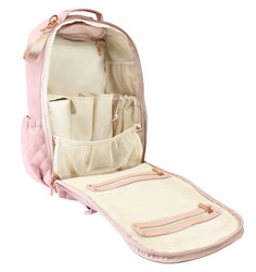 Itzy Ritzy Blush Boss Backpack