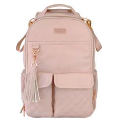 Itzy Ritzy Blush Boss Backpack