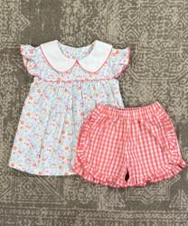 Sage & Lilly Boca Boquet Short Set