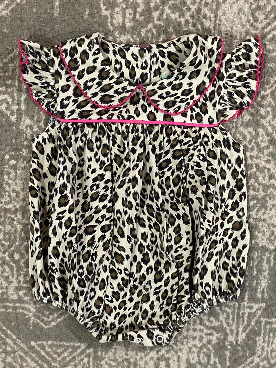 Sage Lilly Lauderdale Leopard Bubble Lily Pads Boutique