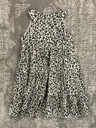 Sage & Lilly Lauderdale Leopard 4 Panel Dress