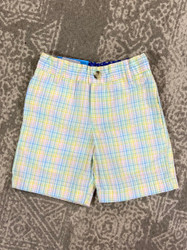 J Bailey Preppy Seersucker Short