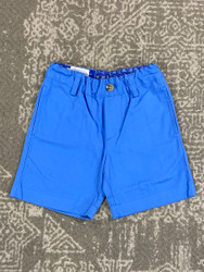 J Bailey Cadet Blue Twill Short*