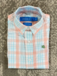 J Bailey Seaside Plaid Button Down