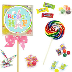 Easter Candy Mix Up Pops