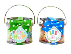 Easter Candy Paint Cans