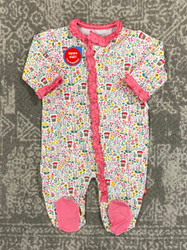 Magnificent Baby Gnome Sweet Gnome Magnetic Footie