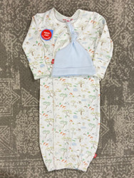 Magnificent Baby Land Down Under Magnetic Gown Set