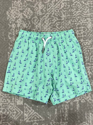 Bermies Yacht  Swim Trunk