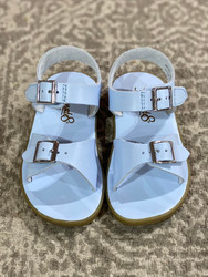 Foot Mates Light Blue Tide Sandal