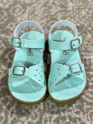 Foot Mates Mint Ariel Sandal