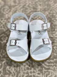 Foot Mates White Tide Sandal