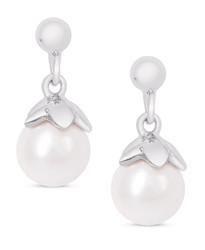 Lily Nily Pearl Dangle Earrings