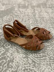 Mia Deisy Kierra Tan Sandal