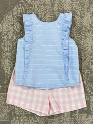 Gabby Pink/Blue Gracie Set