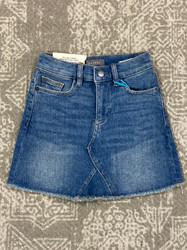 DL Medium Wash Denim Jenny Skirt