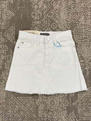 DL White Jenny Skirt