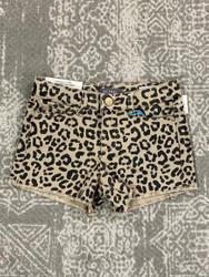 DL Leopard Lucy Short