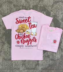 Simply Southern LuLu Nugget Logo YOUTH T-Shirt