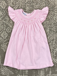 Magnolia Baby Mandy's Classic Smocked Bishop