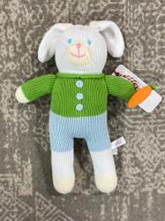 """Zubel 12"""" Boy Bunny"""