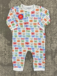 Magnificent Baby Perfect Selfie Magnetic Coverall