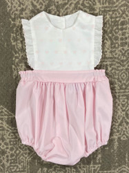 Anvy Kids Pink Bow Elizabeth Bubble
