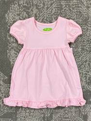 Be Mine Basic Pink Dress