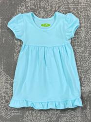 Be Mine Basic Mint Dress