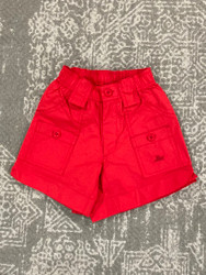 Southbound Reef Shorts- Red