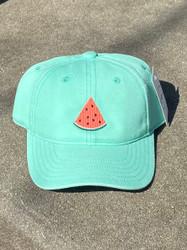Harding Lane Green Watermelon Kids Hat