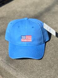 Harding Lane Blue Flag Kids Hat