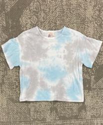 Love Daisy Cloud Skies Tie Dye Cotton tee