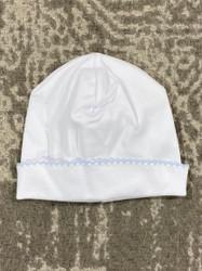 Kissy Kissy Basic White/Blue Hat