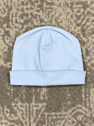Kissy Kissy Basic Blue/White Hat