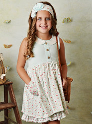 Serendipity Sweet Pea Dress with Shortie