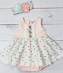 Serendipity Sweet Pea Bubble Dress