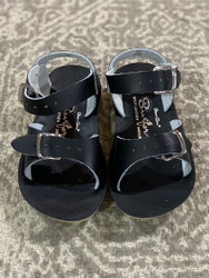 Black Surfer Sandal