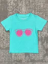 Mustard & Ketchup Kids Aqua Sunglasses Tee