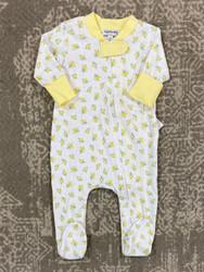 Magnolia Baby Faiths Classic Printed Footie