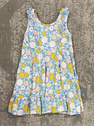 Natalie Grant Lemon Twirl Dress