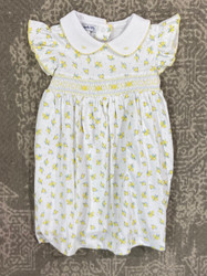 Magnolia Baby Faiths Classic Smocked Dress
