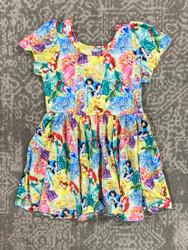 Charlies Project Sparkle Princess Twirl Dress